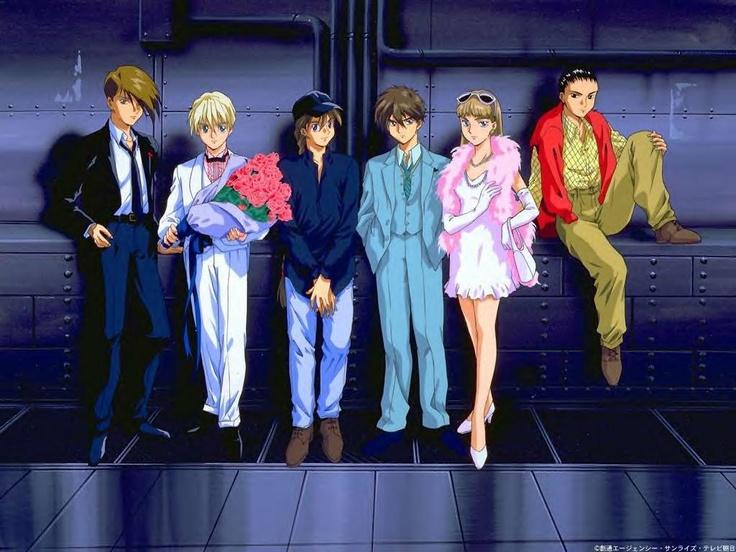 Aile de Gundam , T-shirts graphiques par SteveG2007