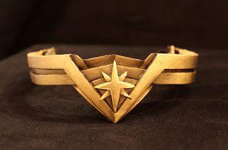 Dragon Born, the Phoenix Rises: Wonder Woman Tiara