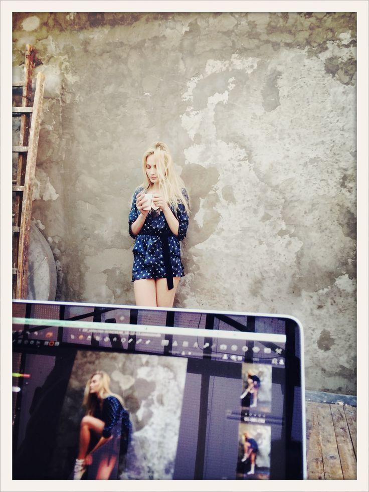 Fall Winter 2014 Homewear Collection by Ines de la Fressange Paris