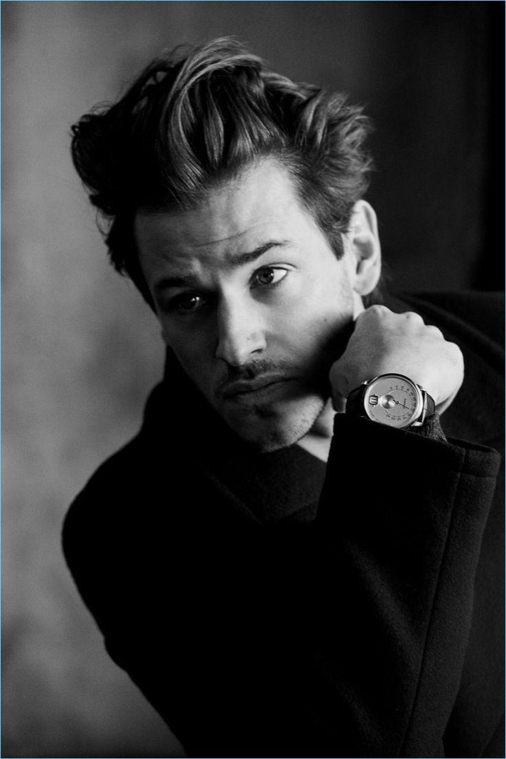 Monsieur de Chanel enlists Gaspard Ulliel for its campaign.