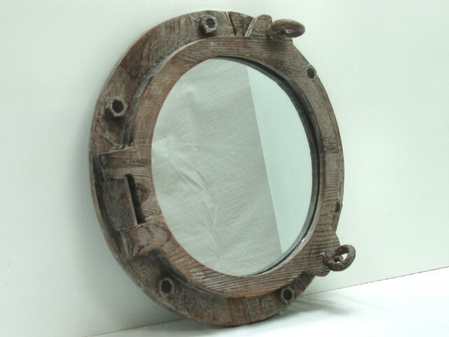 60 best wine bar images on pinterest ballard designs for Porthole style mirror