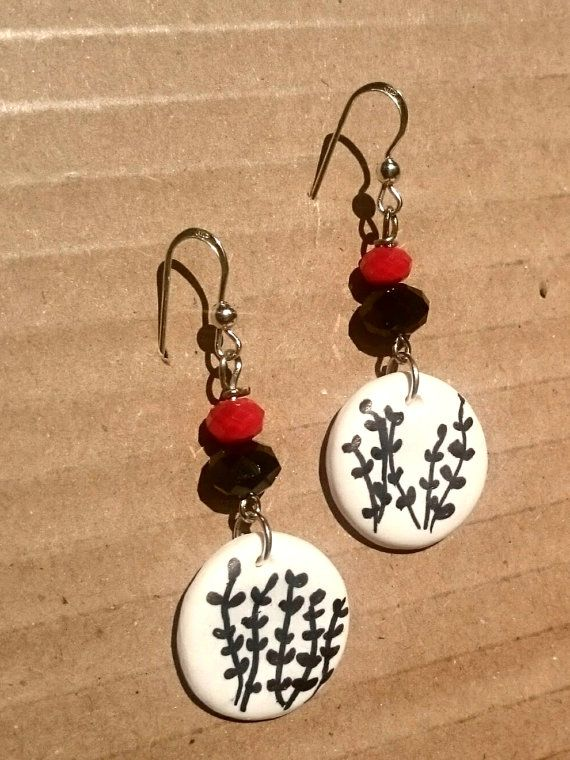 Hey, I found this really awesome Etsy listing at https://www.etsy.com/listing/285507559/handmade-polymer-clay-dangle-earrings