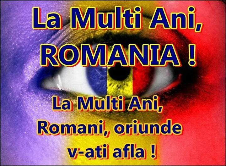 La Multi Ani Romania - La multi ani Romania #happybirthday #happybday #romania