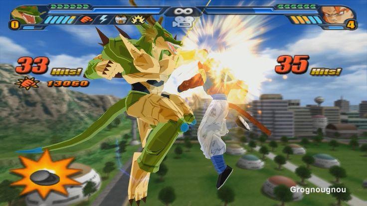 Manifested Shenron Z Warrior Vs Gogeta Ssj4 Dragon Ball Z
