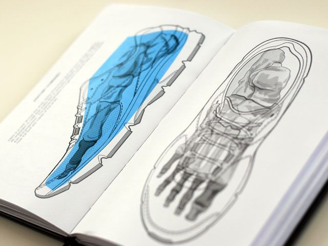 Render Demo HOW TO DRAW SHOES sketchbook