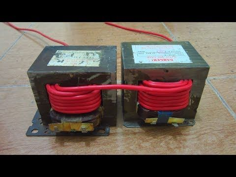How To Make 12 Volt 30 AMP Battery Charger Transformer Winding Easy At Home. YT-48 - YouTube