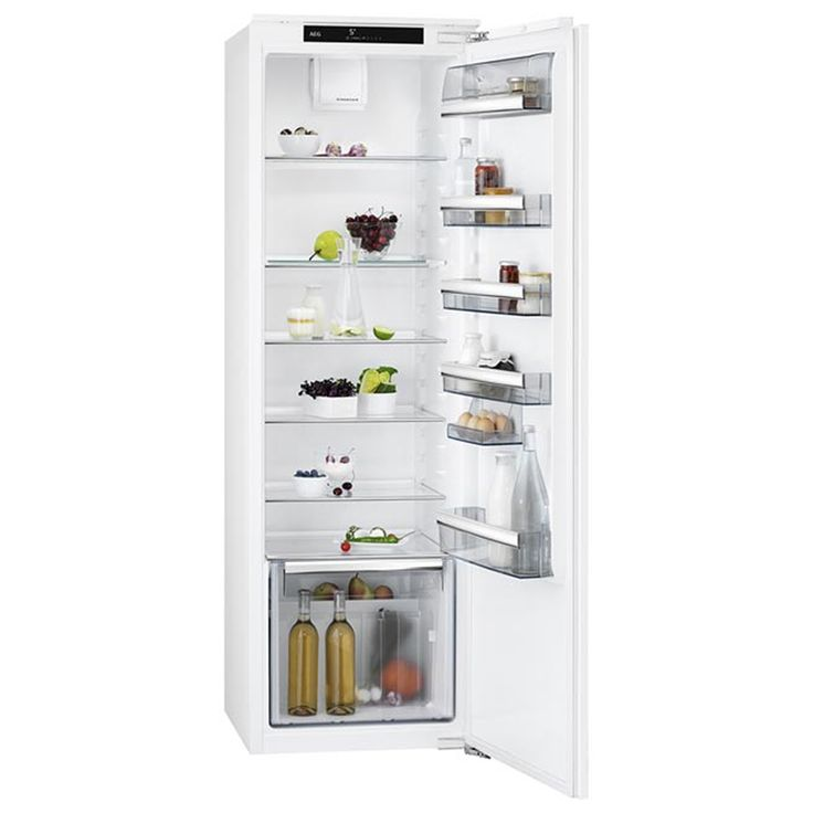 AEG SKD71816C1 - 178cm Integrated In Column Larder Fridge | Appliance City