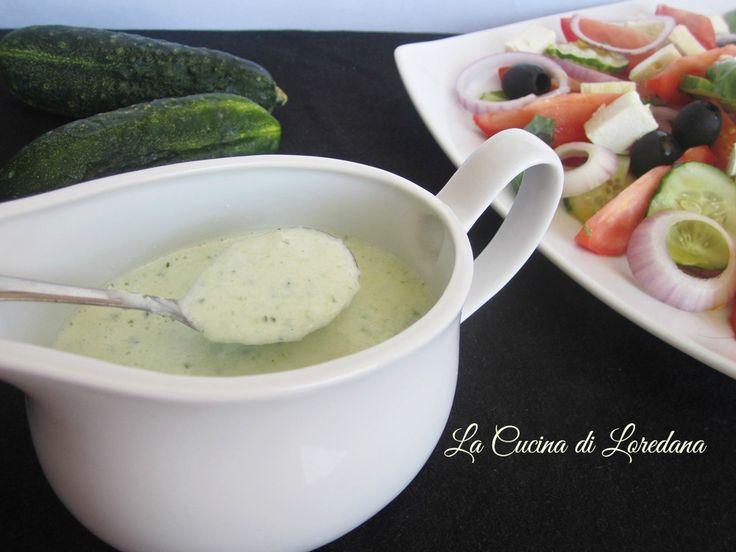 Salsa allo Yogurt e Cetrioli