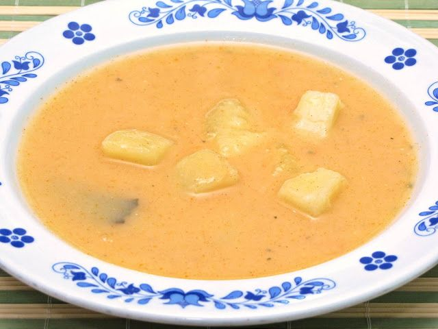 Csak a recept!: Magyaros krumplileves.
