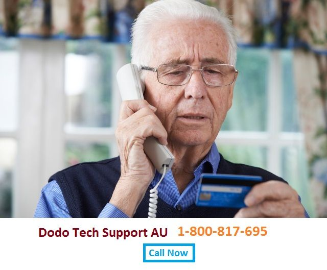 Dodo Email Support Australia Contact Number 1800-817-695