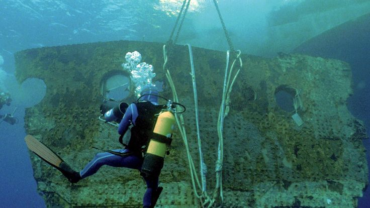 Titanic Underwater Bodies | CBBC Newsround - Pictures: The ...