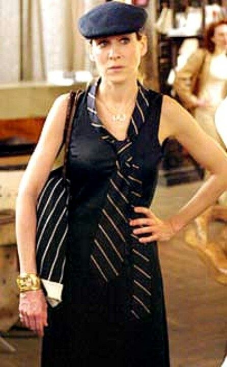 30 Of Carrie Bradshaw's Most Ridiculous Outfits