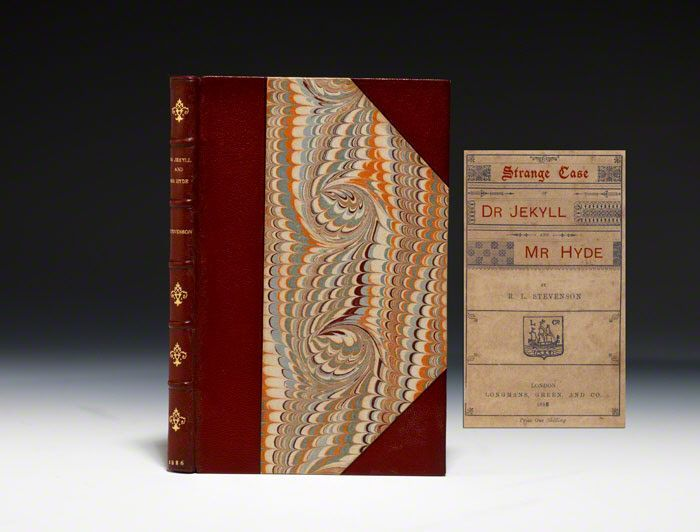 Robert Louis Stevenson - Strange Case of Dr. Jekyll and Mr. Hyde | Bauman Rare Books