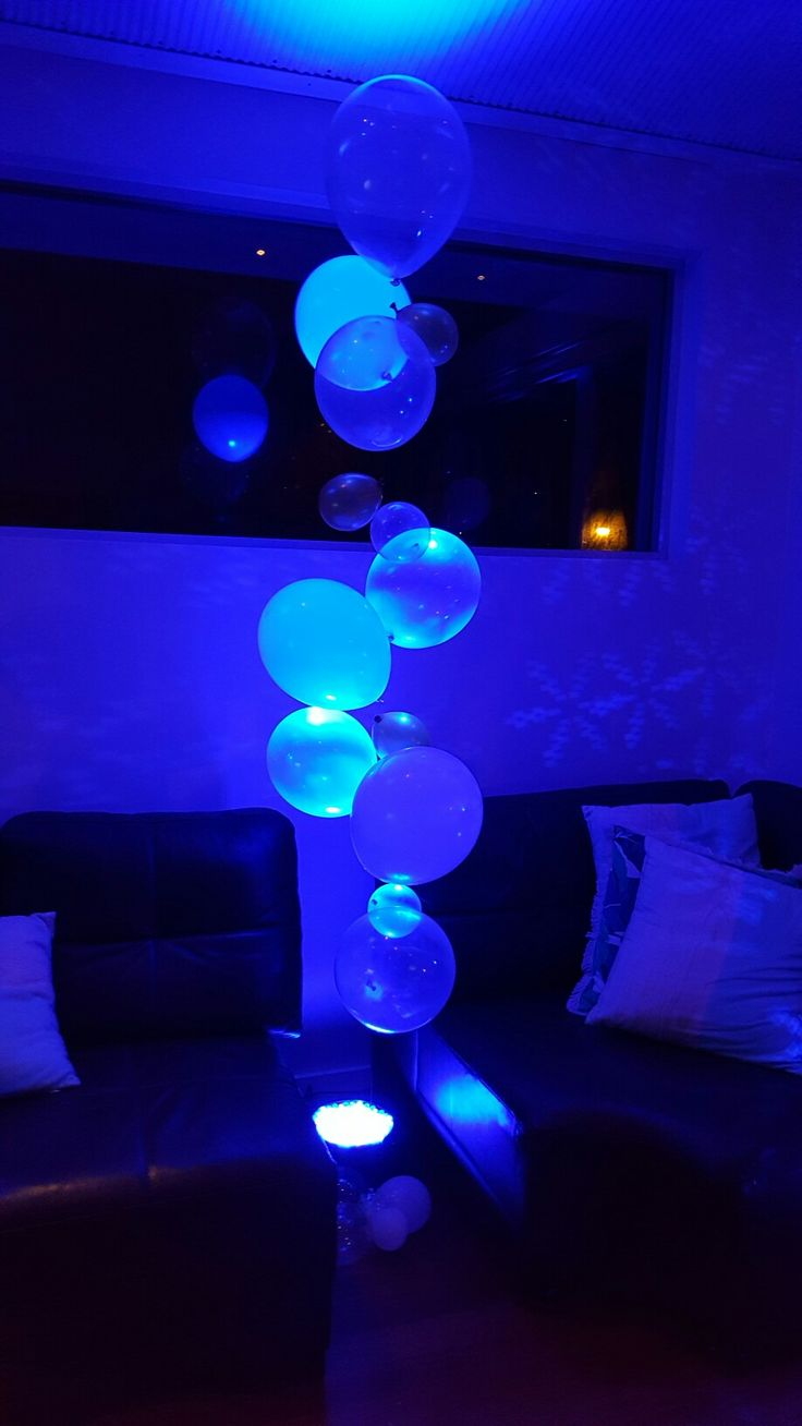 how to make bubble balloon strands
