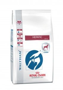 Alimento Royal Canin Hepatic y Hills l/d para perro enfermo del hígado