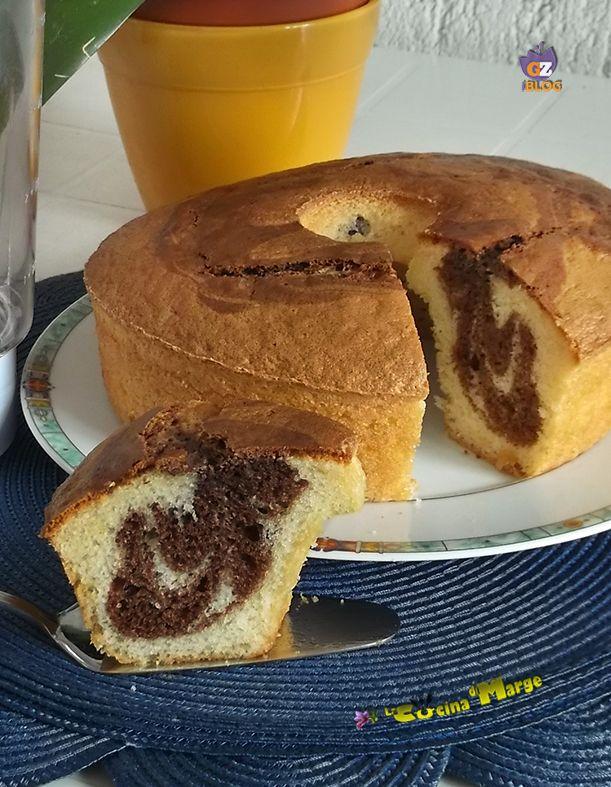 CIAMBELLONE  SOFFICE CON YOGURT E CACAO  http://blog.giallozafferano.it/lacucinadimarge/ciambellone-soffice-yogurt-cacao/