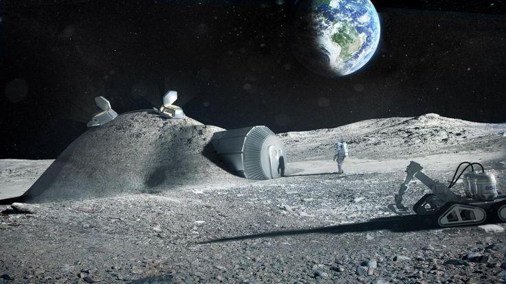 Der bekannte Astrophysiker Stephen Hawking mahnt zur Eile: In den kommenden acht Jahren sollte die Welt Menschen zum Mars schicken, innerhalb von 30 Jahren eine Mondbasis bauen. Viel Zeit bleibe nicht mehr.