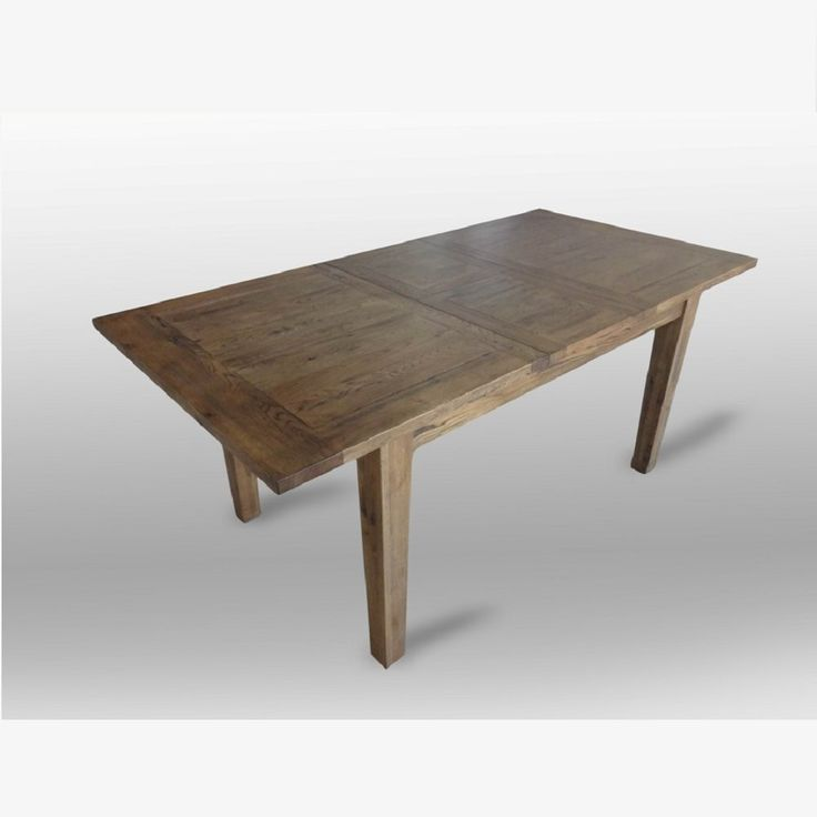 American Light Oak Extension Table - Dining Tables - Dining