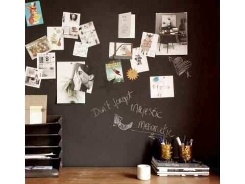 die besten 25 kreidetafel magnetisch ideen auf pinterest magnetische tafel w nde magnetwand. Black Bedroom Furniture Sets. Home Design Ideas