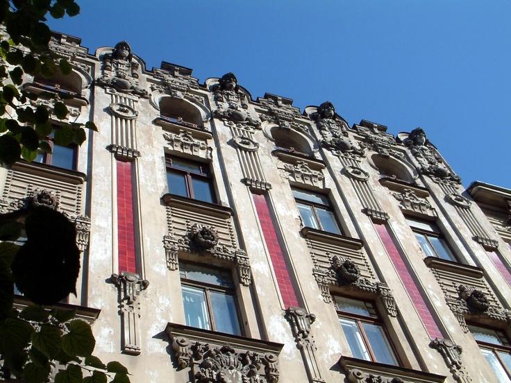 Building in Riga