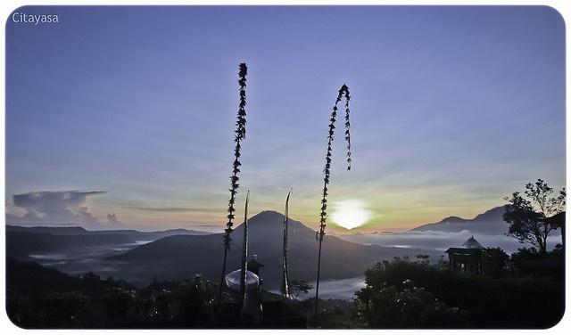 Matahari Bali-ku, taken 4/16/2012 in Kintamani, Bali,  by Made Citayasa, via Flickr