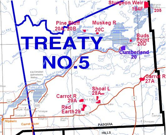 Omushkego Swampy Cree. Cumberland House Cree Nation, chcn.ca