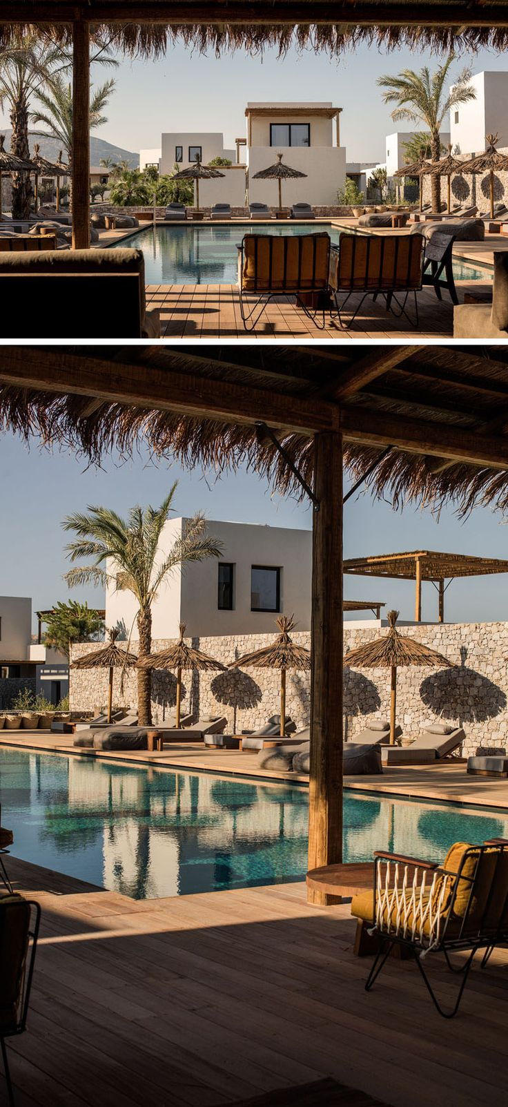 Casa Cook Hotel On The Island Of Kos In Greece | the design of the hotel was a collaboration between Remo Masala (Group Creative Director of Thomas Cook), Michael Schickinger from design agency Lambs and Lions, Berlin-based Interior Designer Annabell Kutucu and the locally-based architecture firm ARC