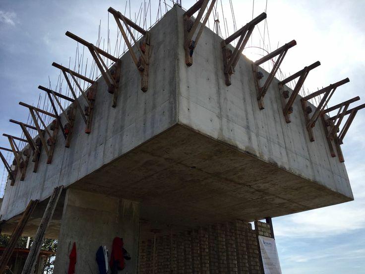 #creato #concrete # facade #construction #project
