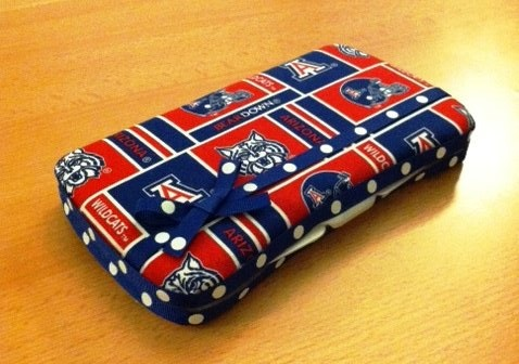 U of A Baby Wipes Travel Case by Baby Gifts by Bernadette