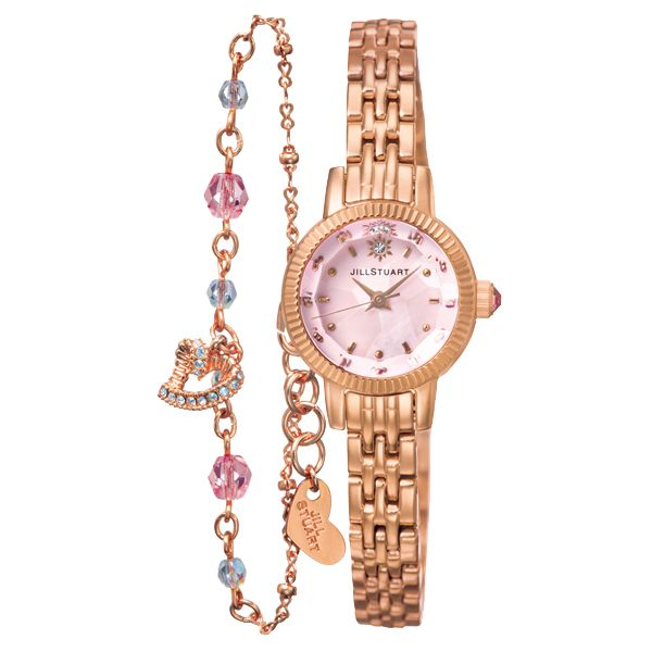 JILL STUART ジル スチュアート Holiday Limited 2015 クリスマス限定モデル 腕時計 レディース NJAP701