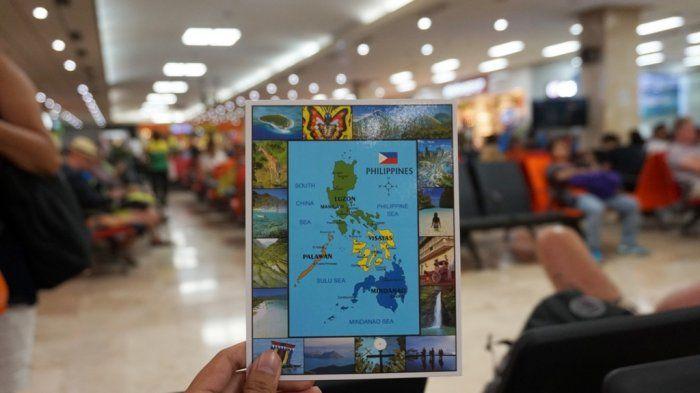 Mabuhay! Selamat Datang di Filipina, Mencari Money Changer hingga Jollibee