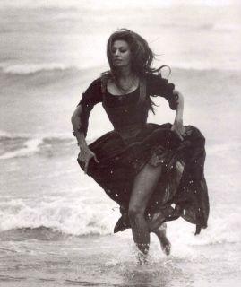"Sophia Loren - In the film ""Schöne Isabella"" (More Than a Miracle / C'era una volta) 1967."