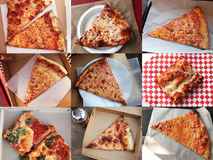 We visited over 30 pizzerias and tasted over 40 slices of #pizza to find the best in San Francisco and the East Bay.
