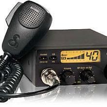 Your transmissions come through loud and clear on the Cobra 19DXIV 40-Channel CB Radio.