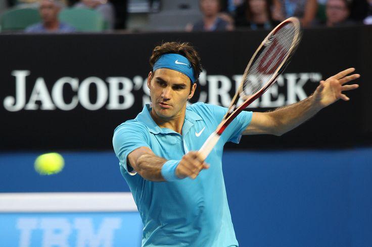 Das Vermögen und Einkommen von Roger Federer