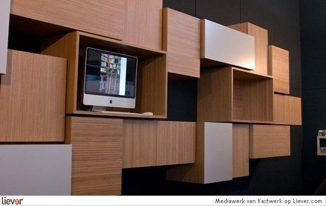 Kastwerk Maatwerk TV-meubel - Kastwerk kasten