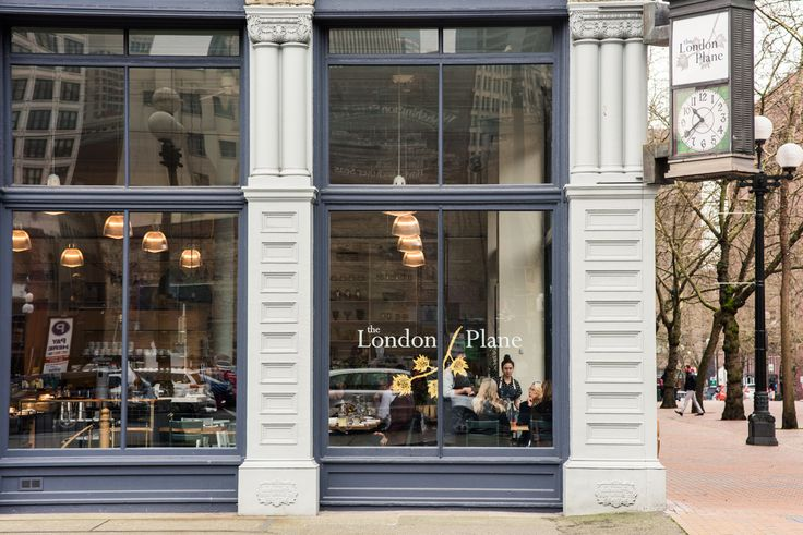 The London Plane - Home Cafe and flower shop