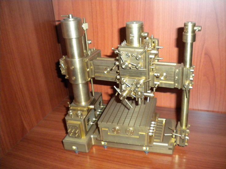 milling bohrer machine sculpture