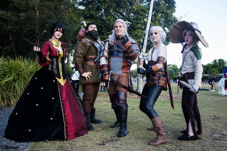 More amazing cosplays we met at Sydnova