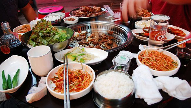 Super nice 95 Korean BBQ Food Photos that will make you MELT!