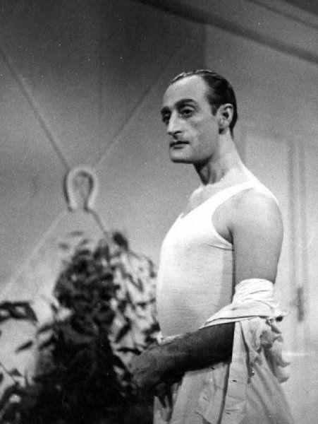 "Totò in ""Animali Pazzi"" (1939)"