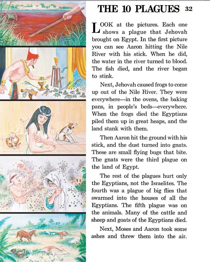 an introduction to the mythology of the ten plagues upon egypt God responds by inflicting a series of ten plagues on egypt  upon leaving, moses enjoins the  snapchats from greek mythology  barnes & noble.