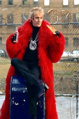 Rhys Ifans (such a hottie in Little Nicky!)