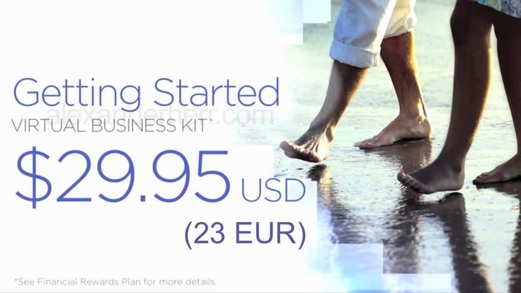 Jeunesse Global Full Business Presentation English / Europe - Diamond Team