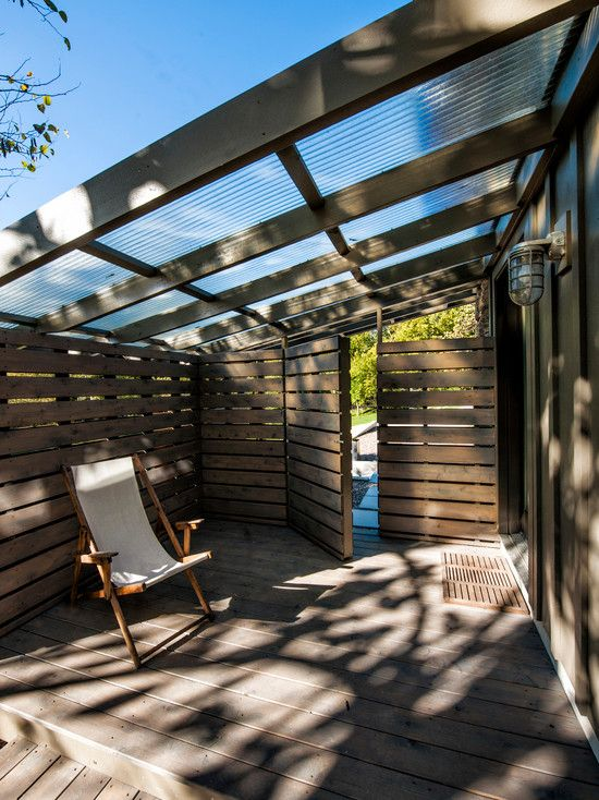 Top 25 Ideas About Corrugated Roofing On Pinterest Clear