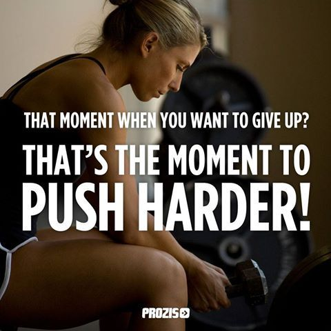 Push your limits, Exceed Yourself!
