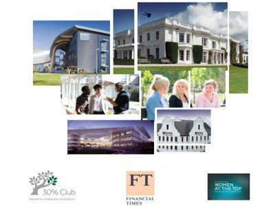 The 30% Club, the Financial Times & Henley Business School announce Women in Leadership Scholarship competition - W