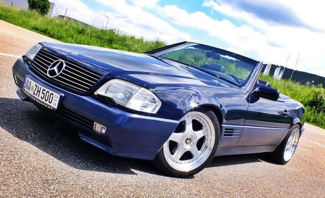 Wahre Schönheit (Mercedes R129): 92er Mercedes 500 SL hat keine Kosmetik nötig - Auto der Woche - Mercedes-Fans - Das Magazin für Mercedes-Benz-Enthusiasten