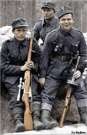 Finnish soldiers - Winter war   Flickr - Photo Sharing!