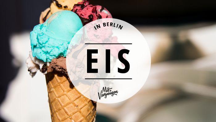 Wir wollten von euch wissen: Wo gibt es das beste Eis in Berlin? Ihr habt abgestimmt. Ergebnis: Lecker!